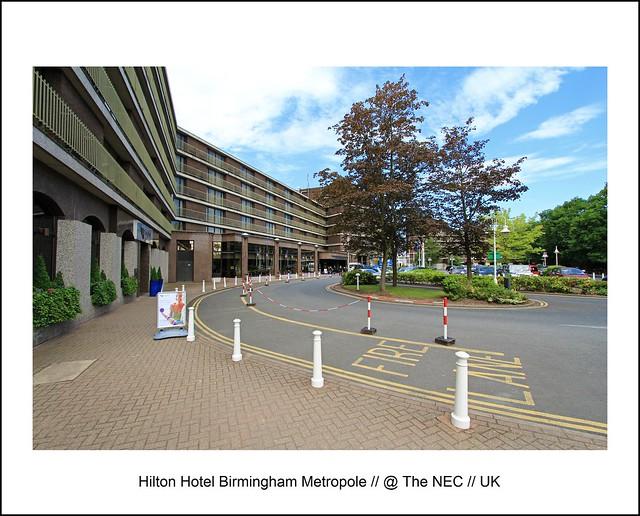 Nec Birmingham Hilton Hotel