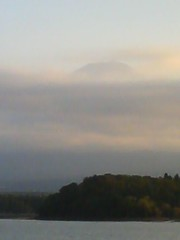 Mt. Fuji (from Lake Kawaguchi)