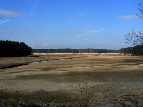 North Georgia drought
