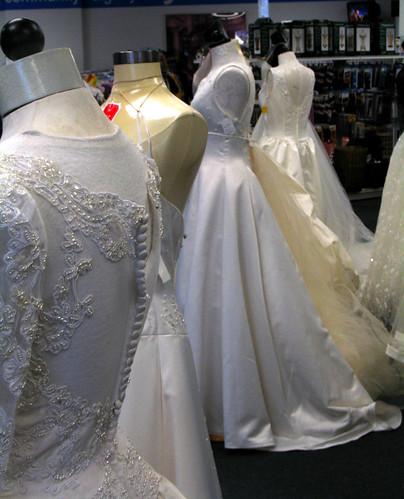 2007 - 12 - 16 (3) Goodwill wedding dresses