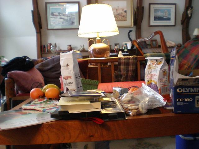 Messy Living Room Flickr Photo Sharing
