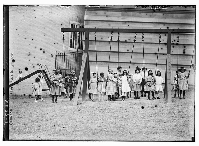 Carnegie playground 5th Ave. (LOC)