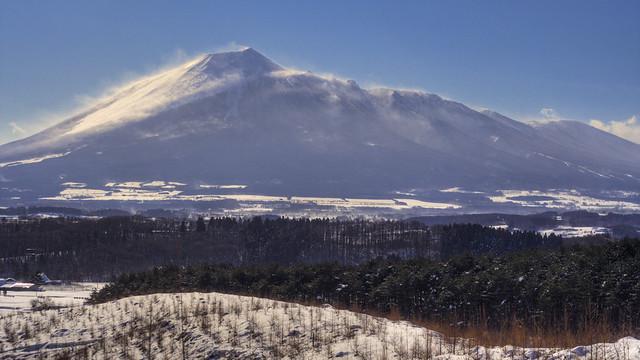 Photo:Windy Iwate Mountain By:jasohill