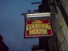 counting house - tango venue