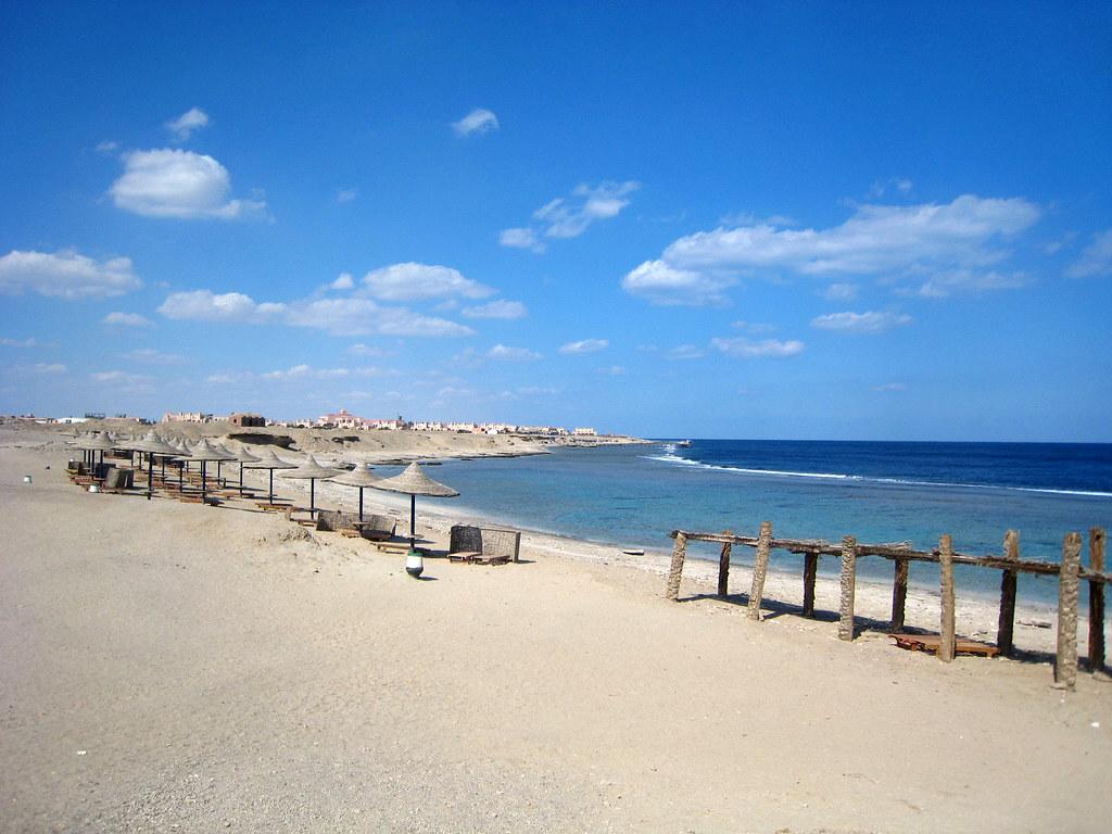 Марса-Алам пляж