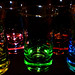 copos vidro escuro by Upaloompa