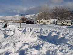 RV Internet Deadly RV Park Snow Sharks