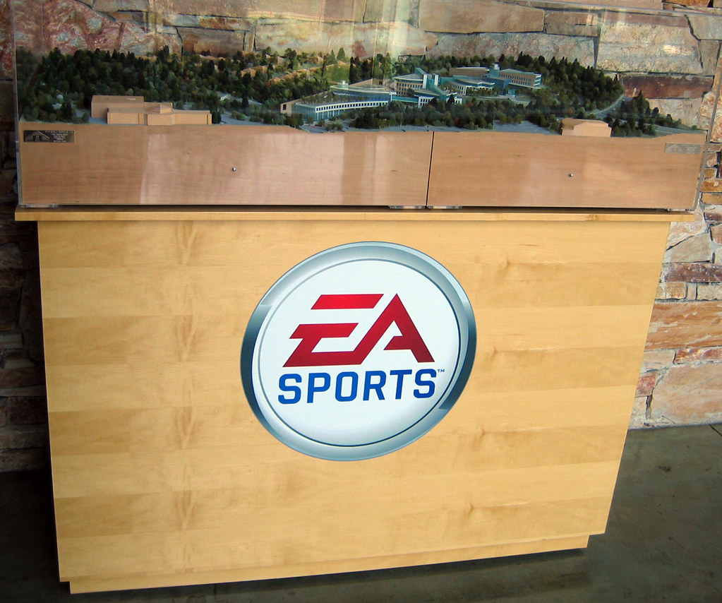 electronic arts stock