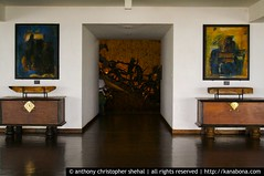 floor, art gallery, exhibition, museum, wood, room, property, art exhibition, interior design, home, flooring, modern art,