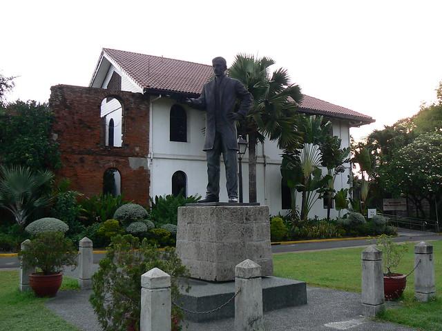 イントラムロスを代表するスポット・サンチャゴ要塞