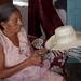Tejedora de sombreros - Hat weaver; Ceguaca, Santa Bárbara, Honduras