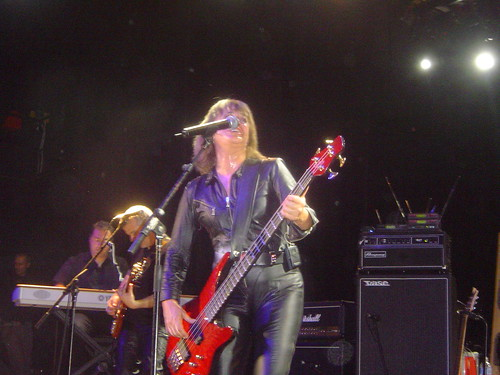 Suzi Quatro Concert Sept 28, 2007