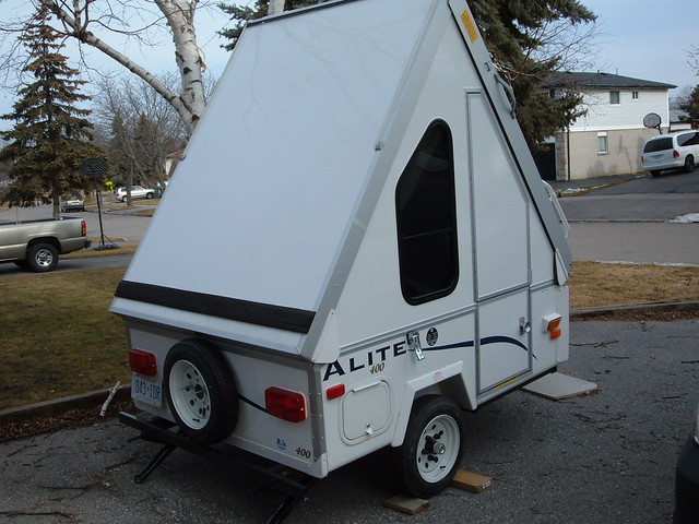 Chalet trailers folding trailer trailmanor folding campers folding