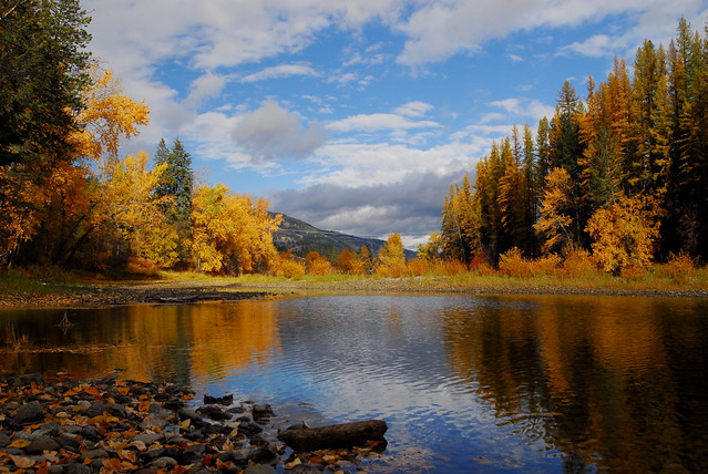 Fall on the Kettle River