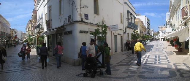 Portugalia - Faro centrum