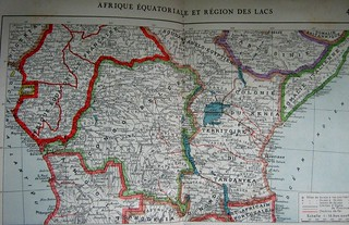 Central Africa, 1925