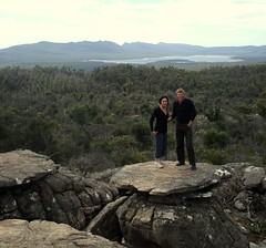 sunshine and leigh in Grampians 01