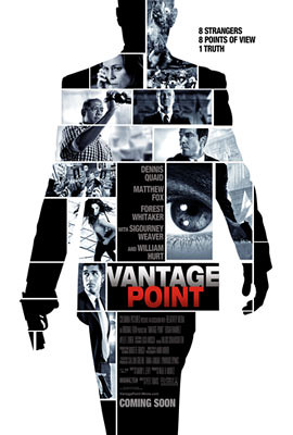 Movie Review - Vantage Point - Starts Slow - ShaolinTiger ...