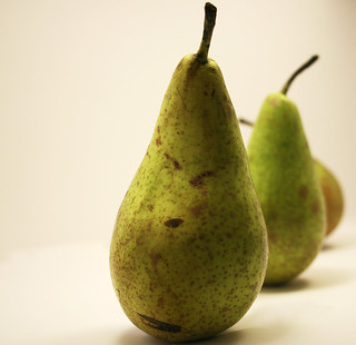 Almost a pair of pears!!!