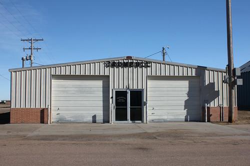 Fire Station - Trumbull, NE