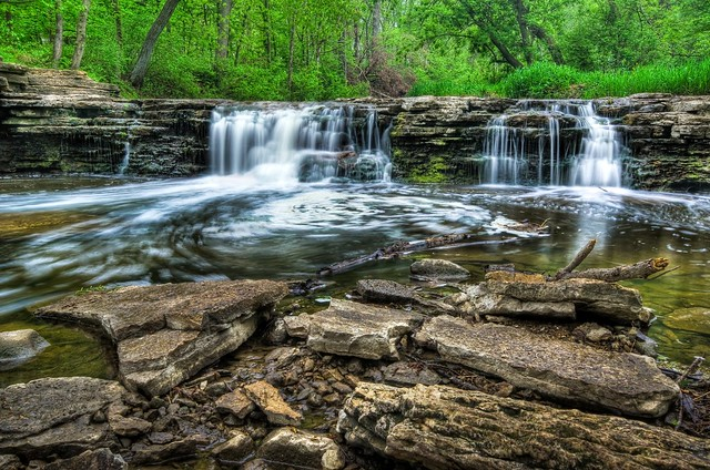 waterfall glen flickr   photo sharing