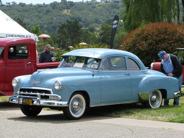 1952 chevrolet styleline deluxe coupe flickr photo for 1952 chevrolet styleline deluxe 2 door sedan