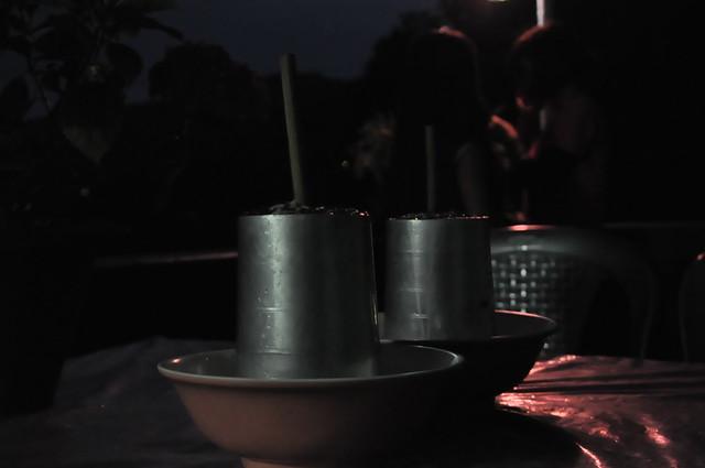 Chang or Thumba - Local wine