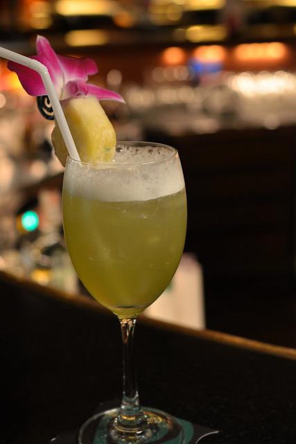 Il Padrone Cocktail @ Grand Hyatt Bangkok by martinarcher