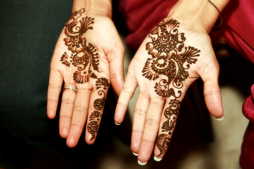Henna Party Wedding : Tattoo designs gallery bridal henna party
