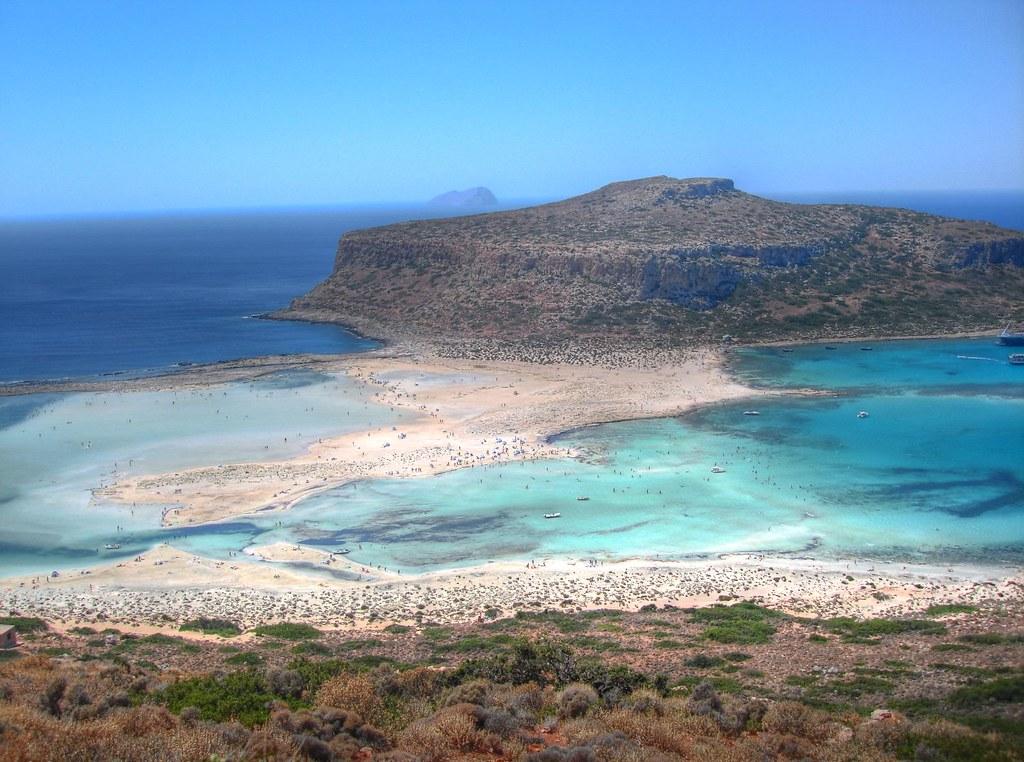 Laguna of Gramvousa