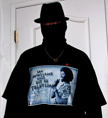"""""""Anarcho Syndicalist"""" - """"The Revolution Will Not Be Televised"""" """"Gil Scott-Heron"""""""