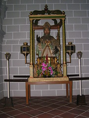 San Agustin, en La Peana