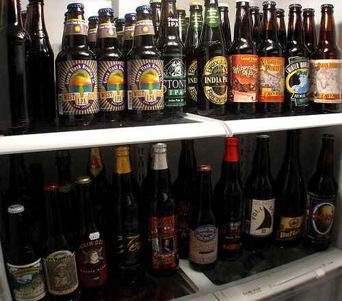 Beer Fridge Jan. 18