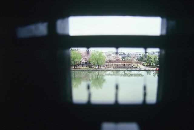 國寶松本城