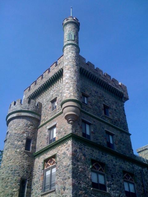 Castle Brandeis University Flickr Photo Sharing