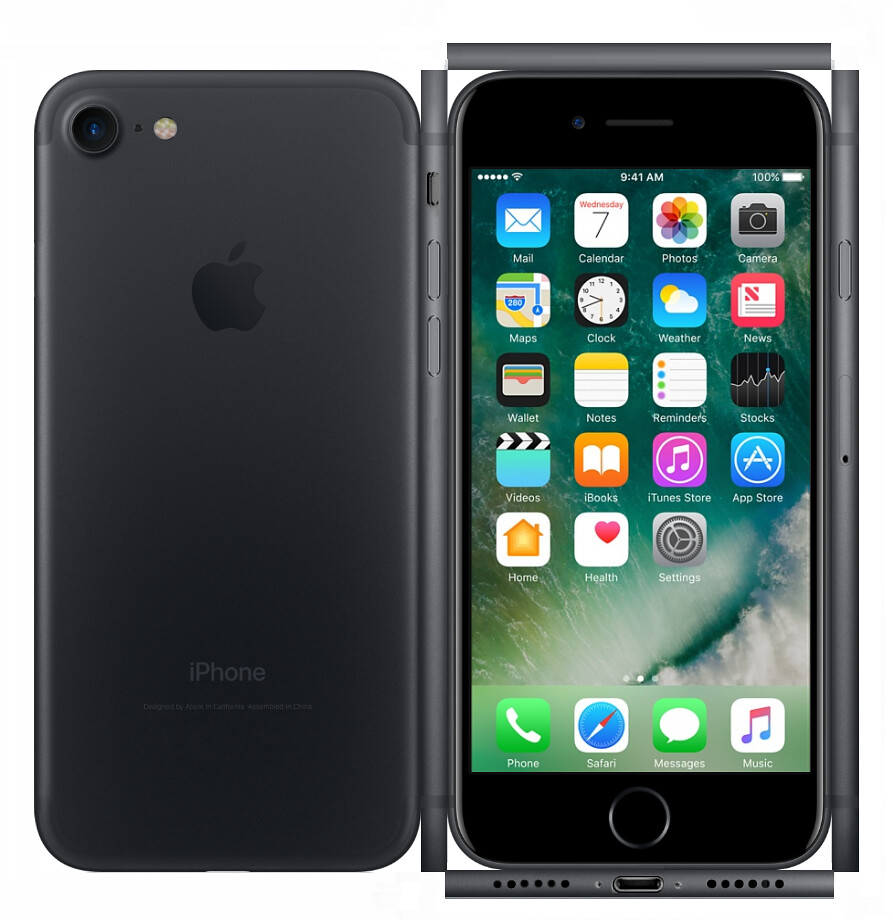 Apple Iphone Jet Black