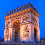 Arc De Triomphe (Paris) in 1000 MegaPixels (Zoom in)