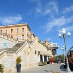 Castello - Bastion stairs bottom-up