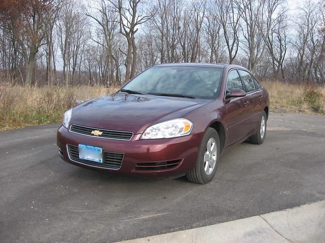 2007 Chevrolet Impala 1