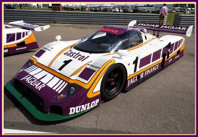 Silk Cut TWR Jaguar XJR11 Group C - a photo on Flickriver