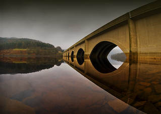 Ladybower Viaduct