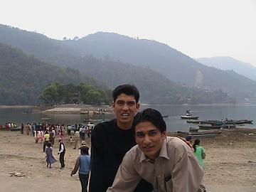 043 Prashant & Bivek