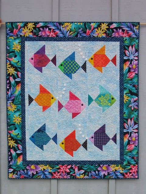 Fish Quilts A Gallery On Flickr