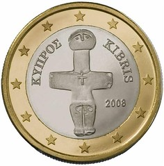 2 Euro - Zypern