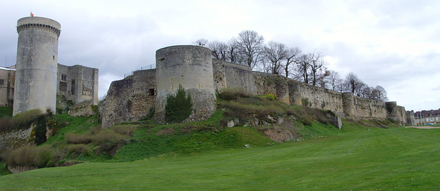 Château de Falaise.