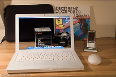 See through Macbook