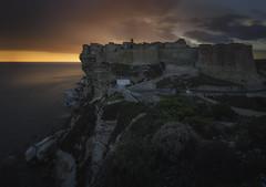 La beauté fortifiée (Bonifaccio, Corsica)