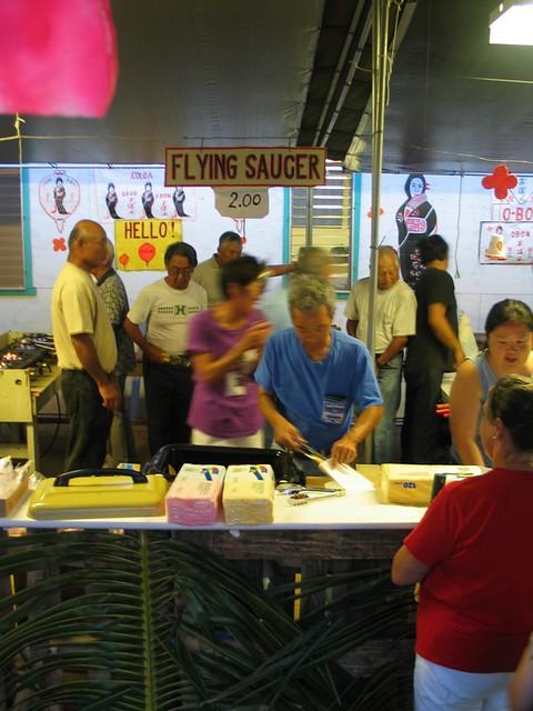 Koloa, Kauai: Koloa Hongwanji Obon - Food Stands