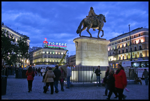 Monumentos de madrid sitios turisticos presentaron for Sitios divertidos en madrid