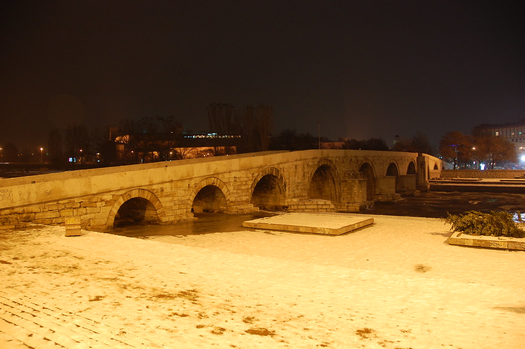 Skopje Bridge